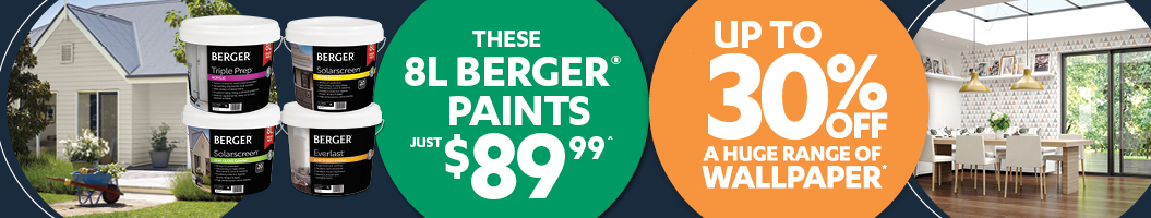 Wallpaper & Paint Deals