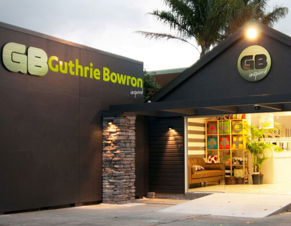 Guthrie Bowron store